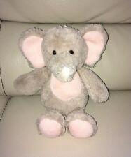 Lovely Collectable Aurora World Elephant Beanie Soft Toy