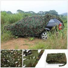Durable Military Hunting Camo Netting Camping Camouflage Net Cover 2m x 3m