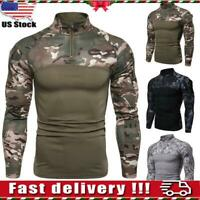 Pentagon Sierra Polo T-Shirt Army Combat Military Outdoor Mens Shirt Melange