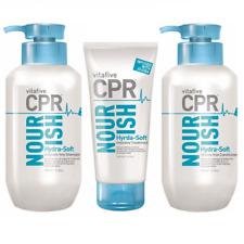 Vita 5 CPR Nourish Hydra-soft Duo Shampoo Conditioner 300ml