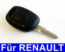 affaire clés de voiture blanc pour Renault Megane Scenic Clio kangoo laguna