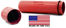 Rod Guard Stick Welding Electrode Storage Canister 14 Hold 10ibs Red Pk Of 1