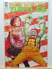 Teenage Mutant Ninja Turtles #65 Variant  IDW Comics CB6761