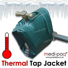 More details for outside tap frost protector winter thermal insulated cover outdoor jacket garden