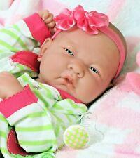 "Bebés Reborn Twin boy /& girl doll preemie 15/"" Lavable Berenguer Vida Como"