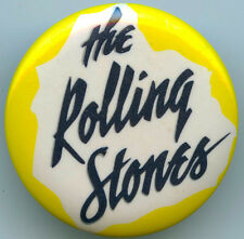 The Rolling Stones Promo Pin