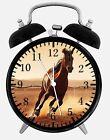 "Beautiful Horse Alarm Desk Clock 3.75"" Home or Office Decor E360 Nice For Gift"
