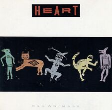 Heart: Bad ANIMALS/CD (Capitol CDP 7 46676 2) - TOP-stato