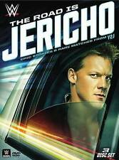 WWE: The Road Is Jericho - Epic Stories and Rare Matches from Y2J (DVD, 2015,...