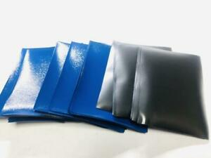 Lenayuyu 100pcs Blueblack Protector Standard MTG Card Sleeves 66x91mm Matte