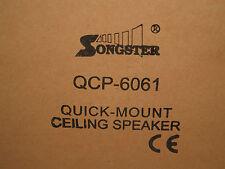 SONGSTER QCP-6061 CEILING SPEAKER