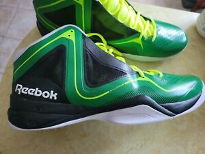 Reebok Dmx Foam The Pump Sample Shoes size 16