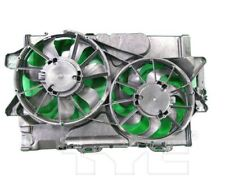 TYC 623960 Rad&Cond Fan Assy for Chevrolet Equinox 3.6L 2013-2017 Models