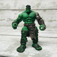 "Hasbro Marvel Universe Series 3 World War Hulk 5"" Action Figure Rare"