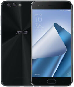 ASUS ZENFONE 4 ZE554 64GB 4GB RAM NEVY BLACK 24 mesi garanzia Italia
