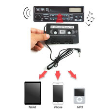 Quality 3.5mm Aux Car Audio Cassette Tape Adapter Transmitters for Mp3 Ipod