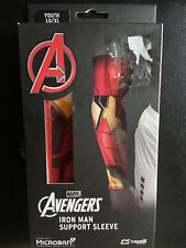 Marvel Avengers Athletic Support Sleeve - Iron Man - Youth Size L/Xl