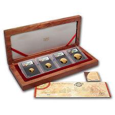 2005 South Africa 4-Coin Gold Krugerrand Proof Set (FS) - SKU #58248