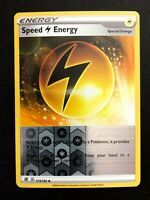 Speed Energy 173/192  Reverse Holo Rebel Clash Pokemon Card Game Near Mint