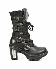 New Rock Stiefel Boots Rock NEOTR005 S1 Boots Neotrail Neo Trail 40 Gothic NEU !