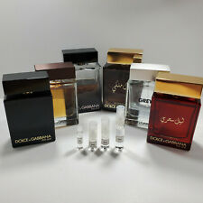 Dolce & Gabbana THE ONE EDP Intense 2020, Mysterious & Royal - Authentic Samples