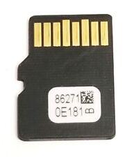 OEM 2014 TOYOTA SEQUOIA COROLLA TACOMA NAVIGATION MICRO SD CARD MAP 86271-OE181B
