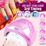 New! Sunone 48W LED Nail Dryer UV Gel Polish Lamp Light Curing Manicure