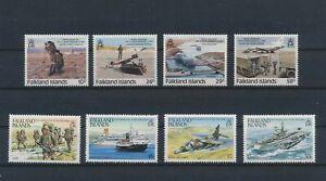 LO12594 Falkland Islands expedition liberation anniversary fine lot MNH