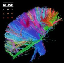 MUSE - The 2Nd Law CD *NEW & SEALED*