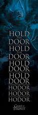 GAME OF THRONES-HODOR 12X36 POSTER TV SHOW FANTASY DRAMA COOL WALL ART DECOR!!!!