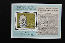 Timbre ALLEMAGNE RDA - Stamp Germany Yvert et Tellier Bloc n°65 obl (Cyn14)