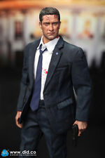DID U.S. Secret Service agente speciale-Mark Action Personaggio Limited Edition 1:6 NUOVO