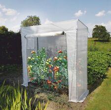 Serre de jardin ROMA toutes cultures, tomates, etc 1,98m x 0,78m, haut 2m