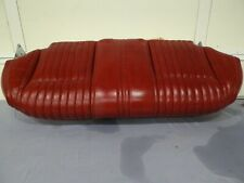 New Listing1976 Cadillac Seville rear seat bottom red leather