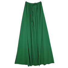 "48"" Adult Green Cape ~ HALLOWEEN SUPERHERO, WIZARD, MAGICIAN, WITCH COSTUME CAPE"