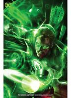 Green Lantern #1 (RARE Mattina Virgin Variant Cover Edition, DC Comics)