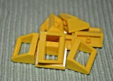 (8) 1x2 YELLOW Car / Truck Head Rest or Handle Bricks ~ Lego ~ NEW ~ Car