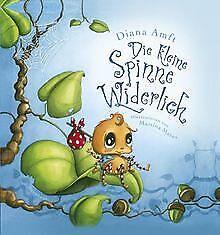 Die kleine Spinne Widerlich von Amft, Diana | Buch | Zustand sehr gut
