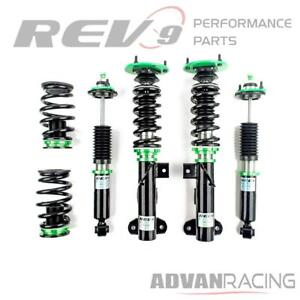 Hyper-Street ONE Suspension Lowering Kit Adjustable Coilovers For BMW Z3 E36 ...