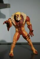 "Marvel Diamond Select X-Men SABRETOOTH 7"" Action Figure"