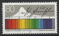 GERMANY. 1987. Birth Bicentenary of Joseph von Fraunhofor Commem. SG: 2175. MNH.