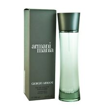 Armani Mania Giorgio Armani Men 3.4 OZ 100 ML Eau De Toilette Spray Box Sealed
