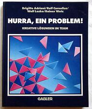 Buch (s) - HURRA, EIN PROBLEM! - Kreative Lösungen im Team - Adriani / Lasko