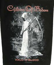 "CHILDREN OF BODOM RÜCKENAUFNÄHER / BACKPATCH # 1 ""HALO OF BLOOD"""