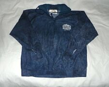 GOLDEN NUGGET NEW WOMEN'S LARGE PULL OVER JACKET-WON AT THE CASINO-NICE LOOKING