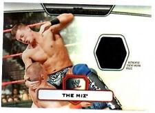 WWE The Miz Topps Platinum 2010 Event Worn Relic Card DWC
