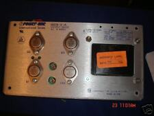 POWER ONE, HD 28-4-A, 28VDC, POWER SUPPLY 100-240AC IN-- 11 total available