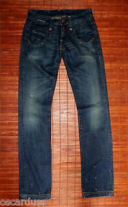 pantalon jean REPLAY modele ; wv 510 032 taille basse taille 24/32 us