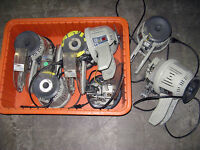 ASG EZ-2000 CAROUSEL DISPENSER ( FOR PARTS ONLY 1 LOT OF 6 )