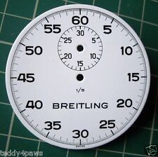 1960 s Breitling Sports Timer (STOP-WATCH) Cadran. Comme neuf Inutilisé. Stock ancien.